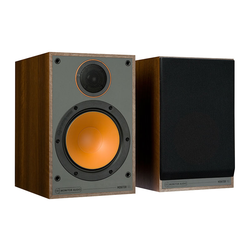 MONITOR AUDIO Monitor 100 Stereo zvučnici WALNUT