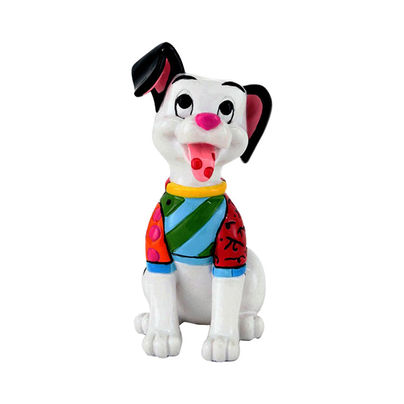ROMERO BRITTO Lucky Mini Figurine